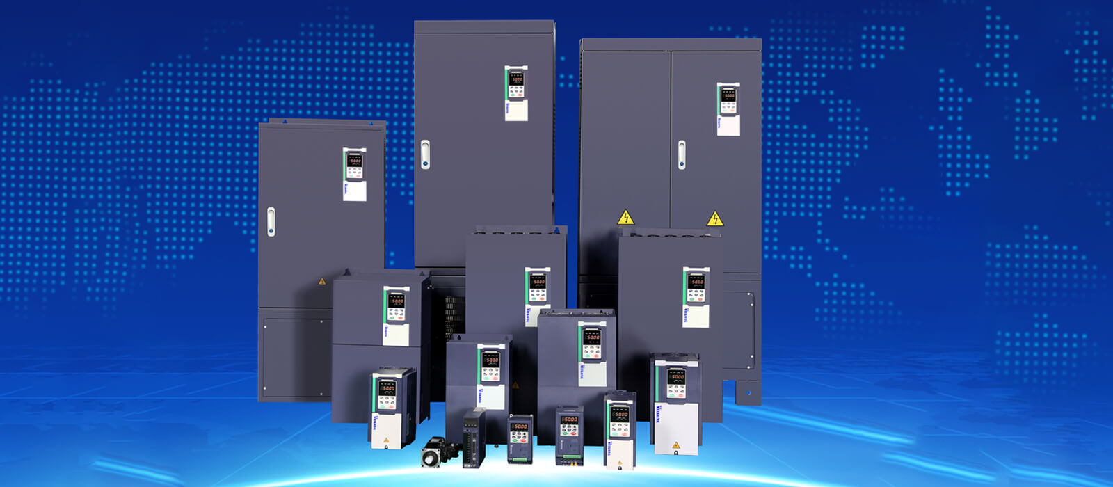Variable Frequency Drive Manufacturers - Banner Image